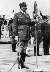 General Henri Dentz