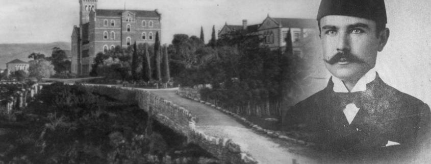فارس الخوري عام 1895
